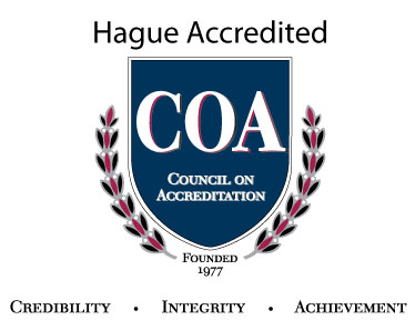 LCFS is Hague Accredited.